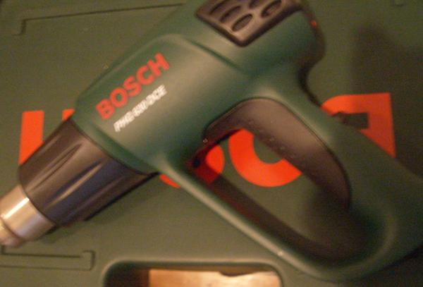 Bosch Heissluftgebläse